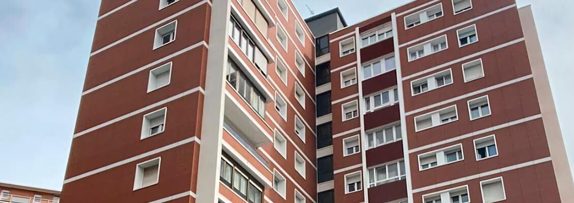 Rehabilitación Fachada Comunidad de Vecinos